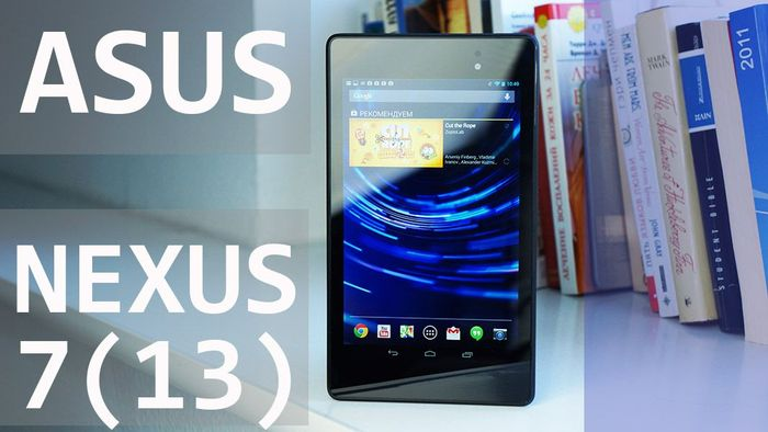 Review Asus Nexus 7 (2013)