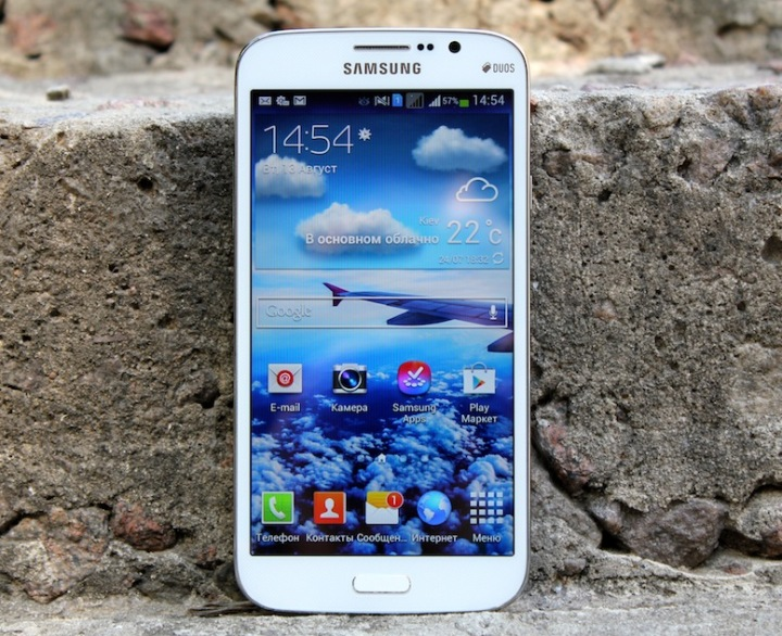 Review of Samsung Galaxy Mega 5.8 Duos i9152