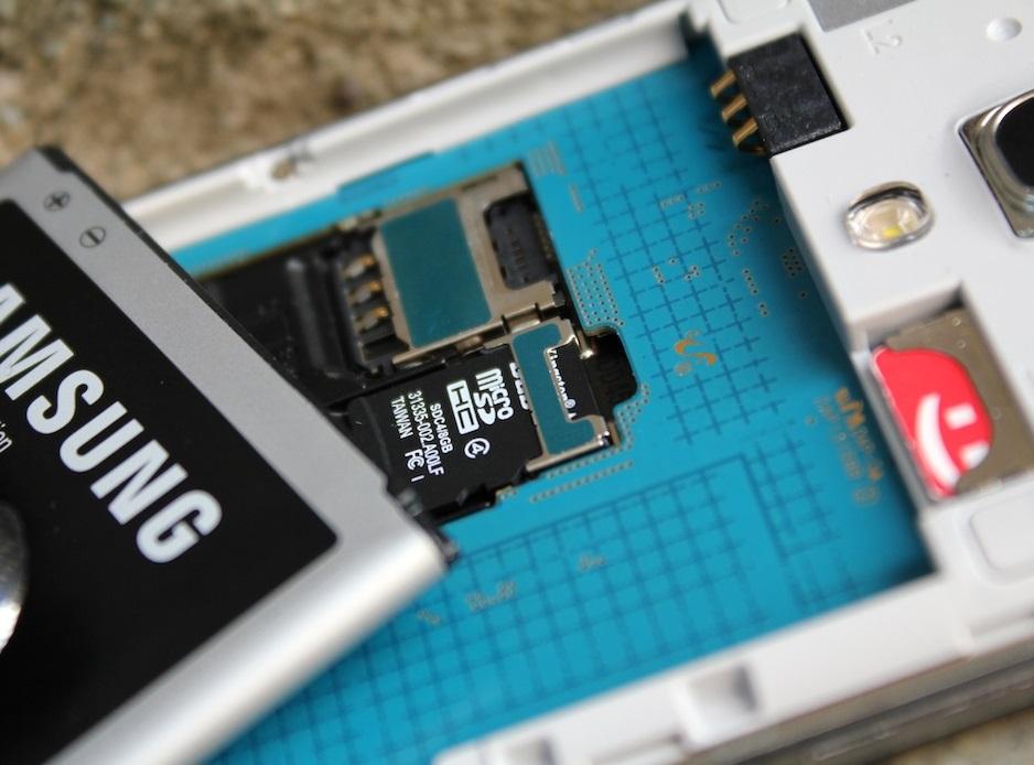 Smartphone Samsung Galaxy S4 Mini Gt I9192: Review Of Samsung Galaxy S4 Mini Duos (i9192