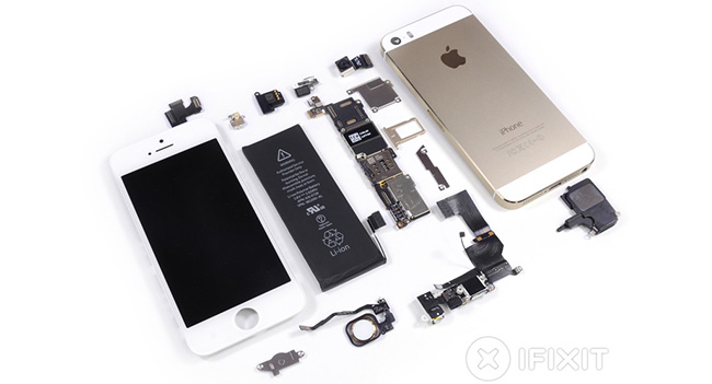 experts-ifixit-disassembled-smartphone-apple-iphone-5s-raqwe.com-01