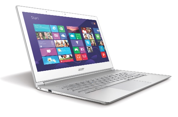 Rerview Ultrabook Acer Aspire S7- 392