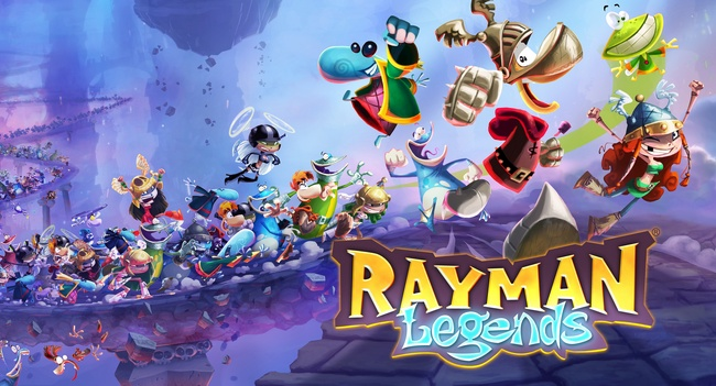 Review of game Rayman Legends: good joke