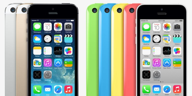 selling iphone 5c started selling the iphone 5s and 5c 7757