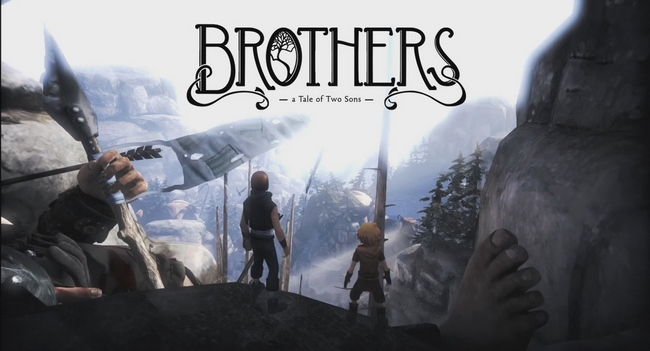 Brothers: A Tale of Two Sons – a sad tale for the night