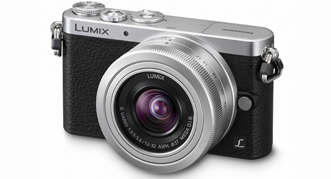 Panasonic has announced a camera Lumix DMC-GM1 standard Micro Four-Thirds, performed in a compact package