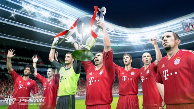 Pro Evolution Soccer 2014: Soccer grown-up