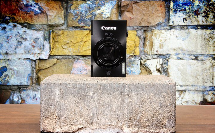 Review compact camera Canon IXUS 500 HS and 510 HS