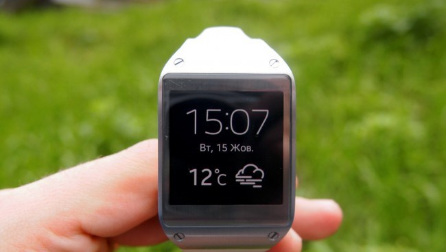 Review of Samsung Galaxy Gear: smart watch for growth