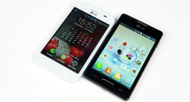 Review of smartphone LG Optimus L4 II E440 and L4 II Dual E445