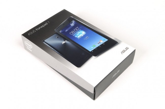 Review: Asus Tablet Fonepad 7 [video]