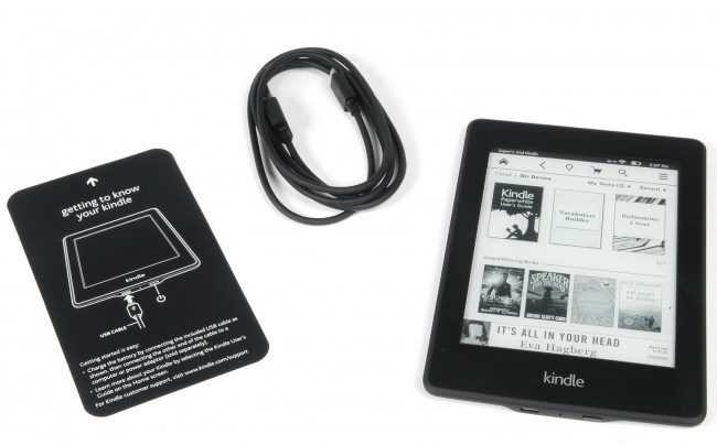 Reviews Reader Amazon New Kindle Paperwhite 2013 (2nd