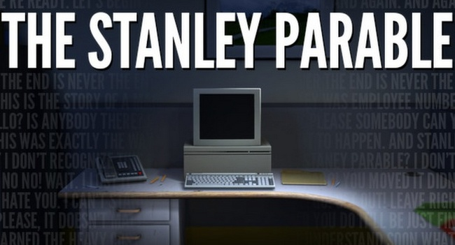 The Stanley Parable – linear story