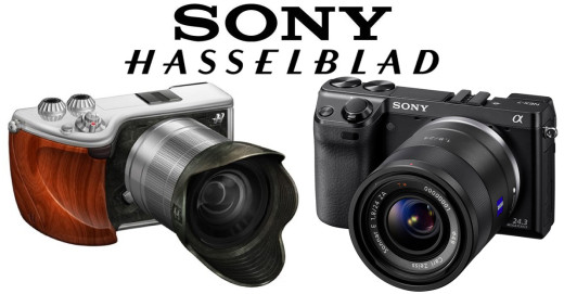 Hasselblad and Sony develop a new type of sensor for cameras