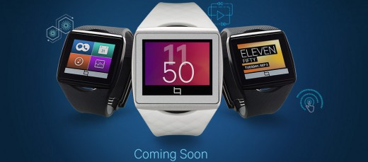 Qualcomm Toq: Smart Watch Comes on December 2.