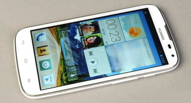 Review of smartphone Huawei Ascend G610