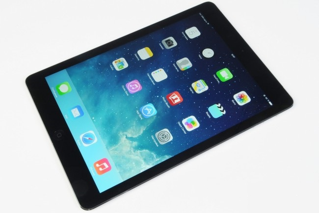 Review of the tablet Apple iPad Air