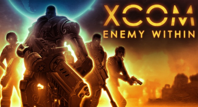 XCOM: Enemy Within – the aliens are not welcome here