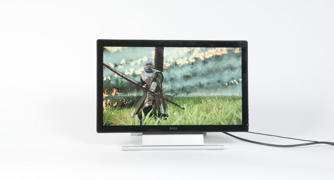 Review Monitor Dell S2240T