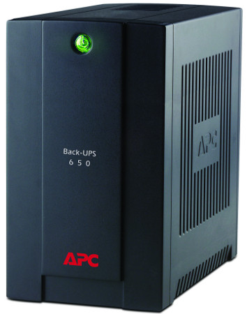 Review UPS APC Back UPS BX650CI-RS: Housing Stability