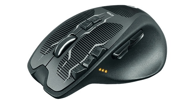 Review Wireless Gaming Mouse Logitech G700s