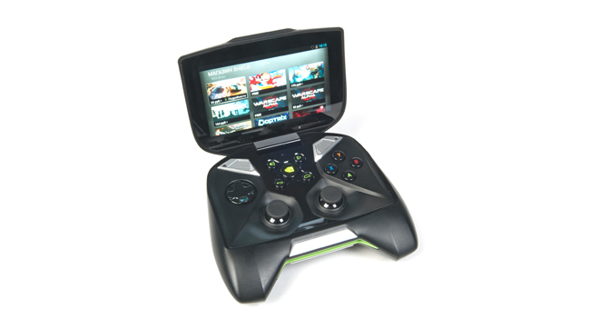Review NVIDIA Shield: Android game console