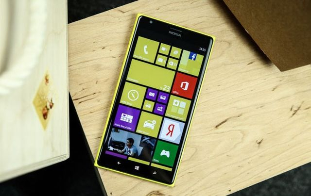 Overview Nokia Lumia 1520