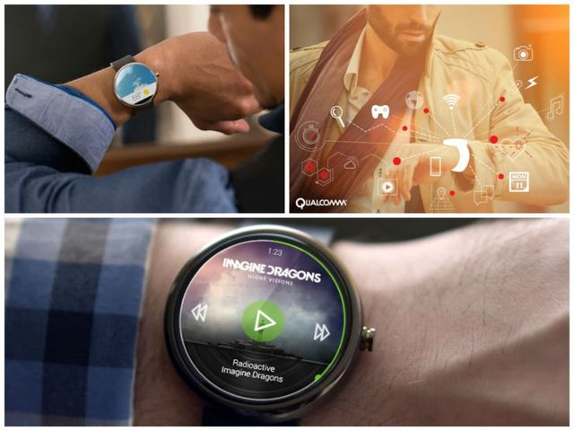 Android Wear. The main problems