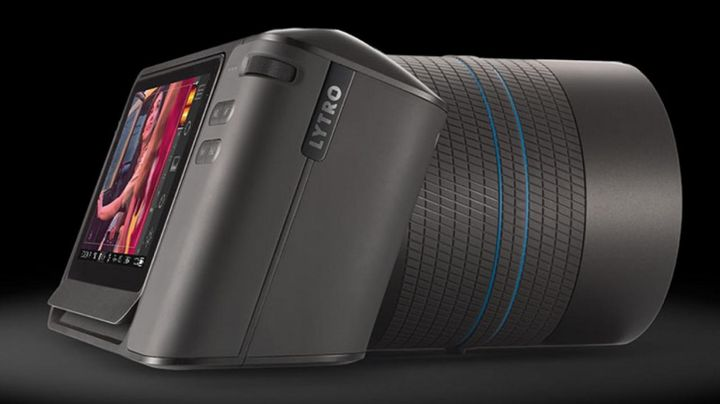 Lytro unveiled a new camera
