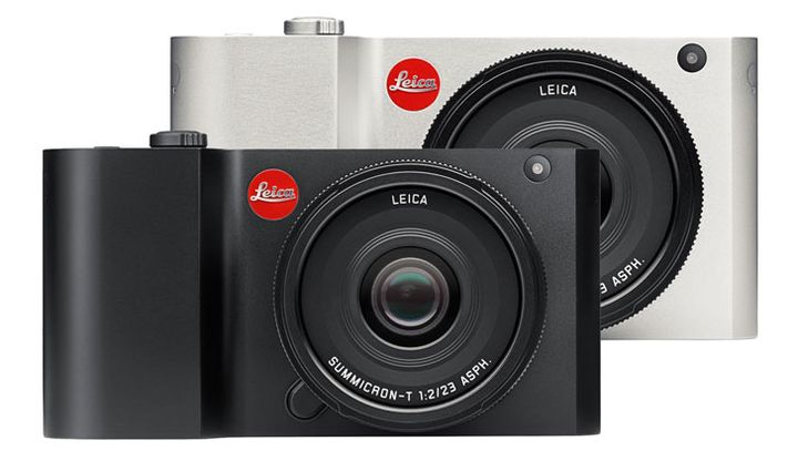 Preview Leica T. New mirrorless camera and a few lenses to it