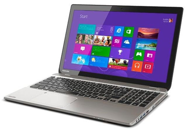 Review Toshiba Satellite p50t – exquisite multimedia notebook