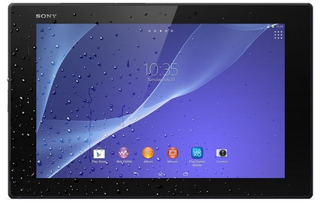 Sony Xperia Z2 Tablet – a true lover of extreme sports
