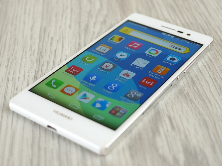 Huawei Ascend P7: Chinese flagship achievements