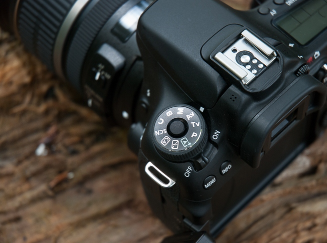 Review of Canon EOS 70D  Advanced DSLR enthusiasts