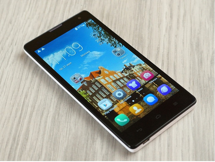 Review of smartphone Huawei Honor 3C (H30-U10): budgetary matter