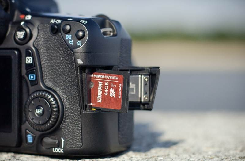 Review SLR camera Canon EOS 70D