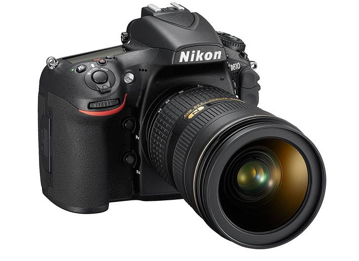 Announcement of Nikon D810 – Improved and revised