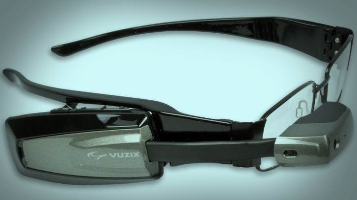 "Catch up with Google: ""smart"" glasses from Lenovo"