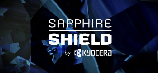Not only the iPhone to use Kyocera will launch sapphire crystal glass