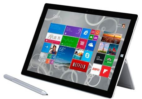 Microsoft Surface Pro 3 - even thinner, more easily