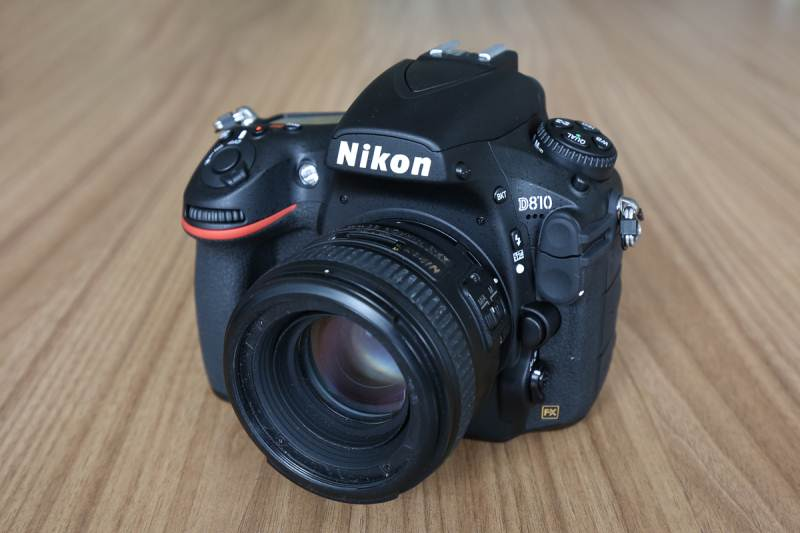 Review of the new camera SLR – Nikon D810