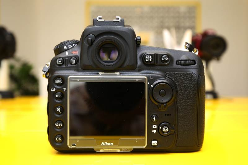 Review of the new camera SLR - Nikon D810