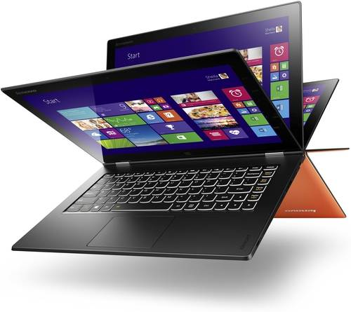 Review of the laptop Lenovo Yoga 2 Pro