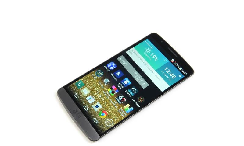 Review smartphone LG G3