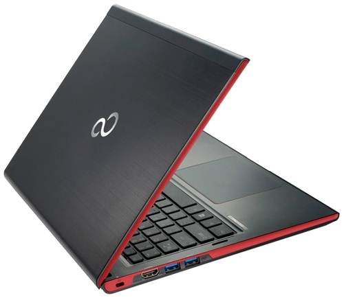 Review ultrabook Fujitsu LIFEBOOK U574