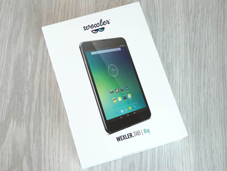 Review Wexler Tab 8q