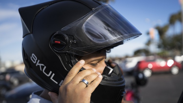 helmet Skully AR-1