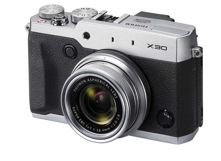 Announcement Fujifilm X30 – Update the compact enthusiast