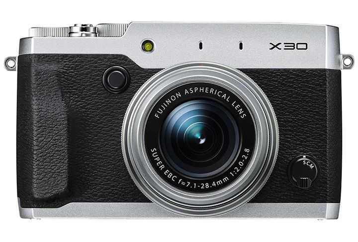 Announcement Fujifilm X30