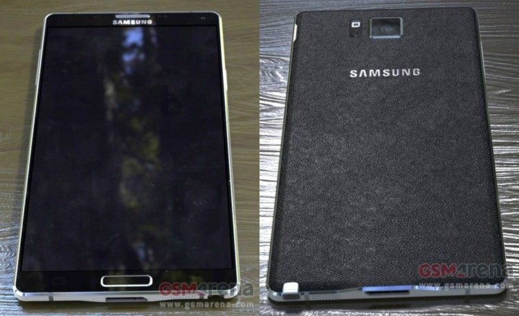 Fablet Galaxy Note 4