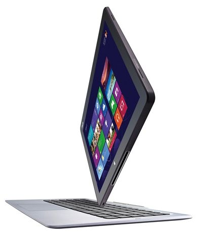 Laptop of the review ASUS Transformer Book T300LA